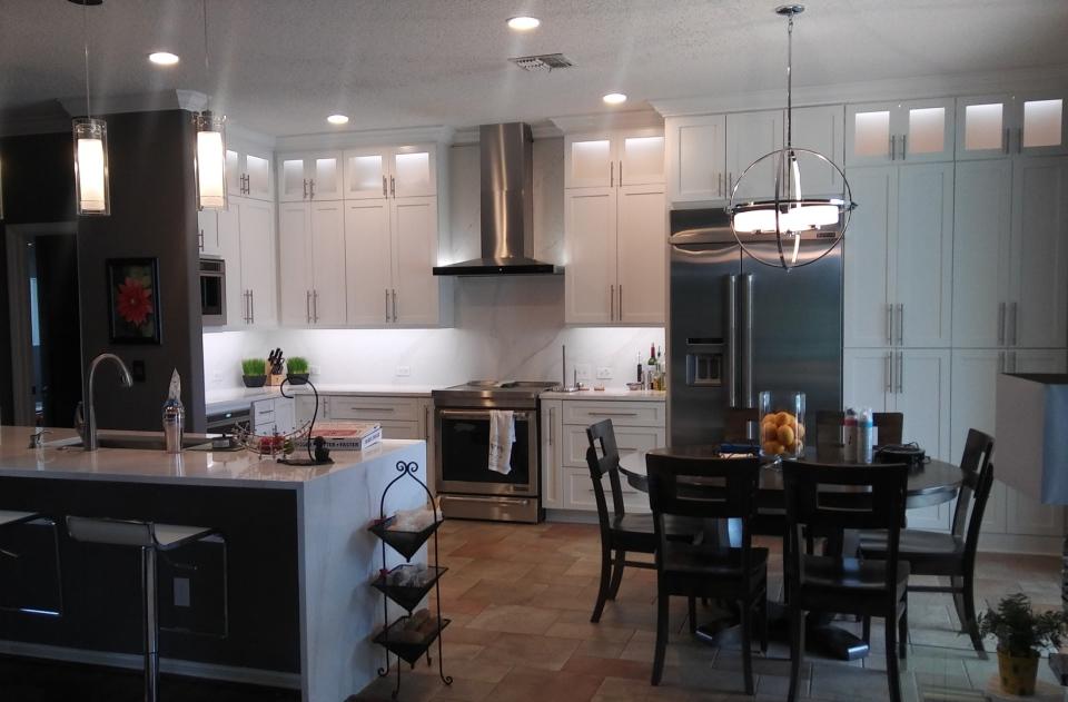 Kitchen Cabinet Design Orlando Kissimmee Florida